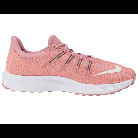 2808a822b8809 New! Nike Quest Running Shoes Pink Size 7.5 NWT